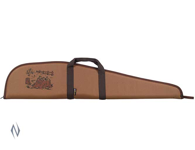 """ALLEN TIN CAN SCOPED RIFLE CASE 40"""" Image"""