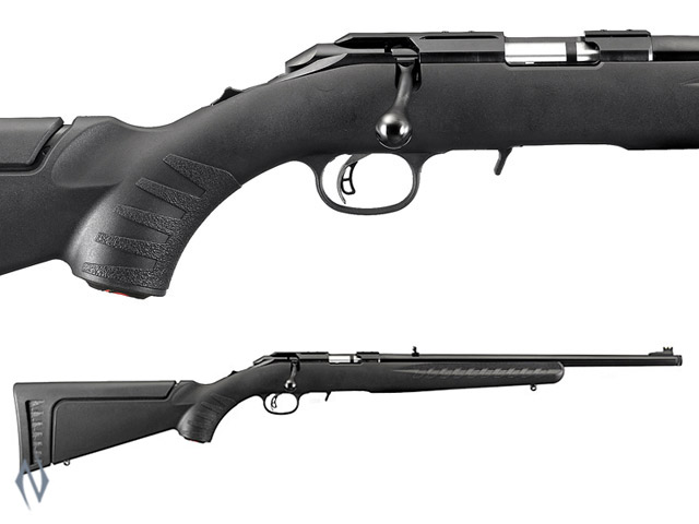 RUGER AMERICAN RIMFIRE 22LR THREADED Image