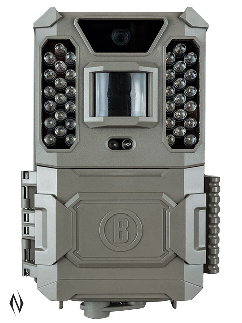 BUSHNELL PRIME TRAIL CAMERA 24MP BROWN LOW GLOW Image