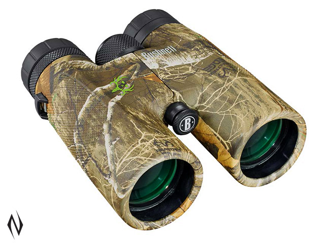 BUSHNELL POWERVIEW 10X42 REAL TREE ROOF BINOCULAR Image