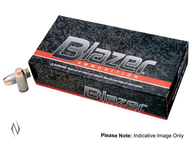 BLAZER 357 MAG 158GR JHP Image