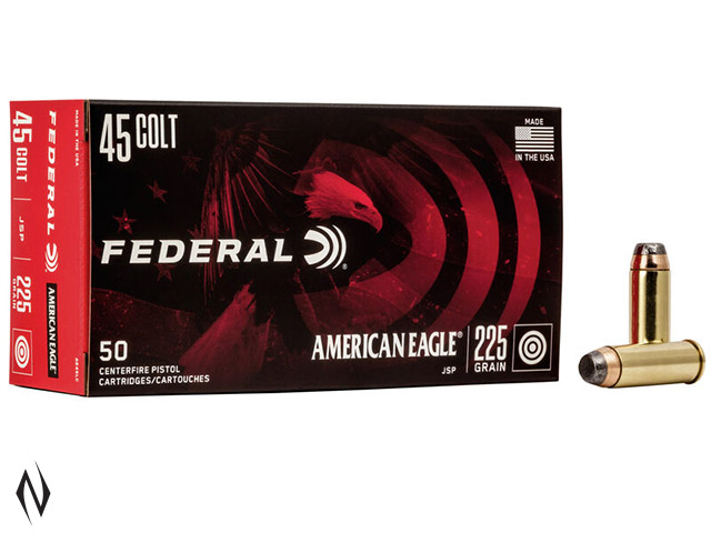 FEDERAL 45 LC 225GR SP AMERICAN EAGLE Image