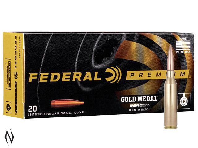 FEDERAL 300 NORMA MAG 215GR BERGER GOLD MEDAL Image