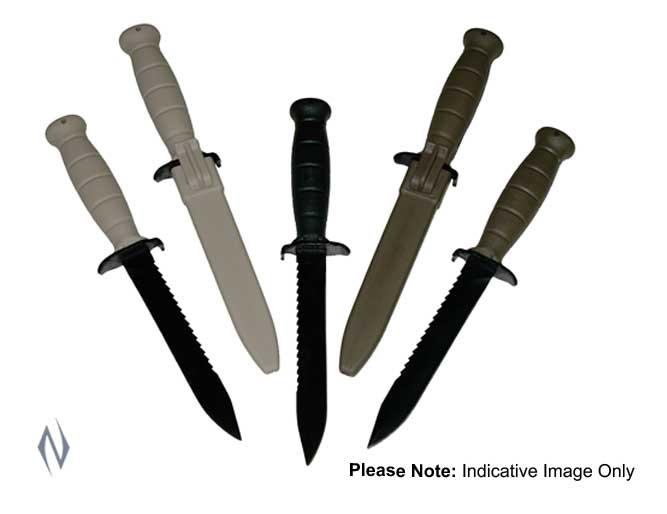 GLOCK FIELD KNIFE BLACK STRAIGHT EDGE Image