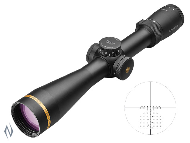 LEUPOLD VX-5 HD 3-15X44 30MM CDS ZL2 SF IMPACT 29 MOA Image