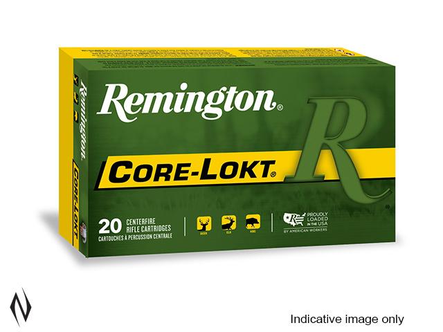 REMINGTON 35 REM 200GR SP CORE LOKT Image