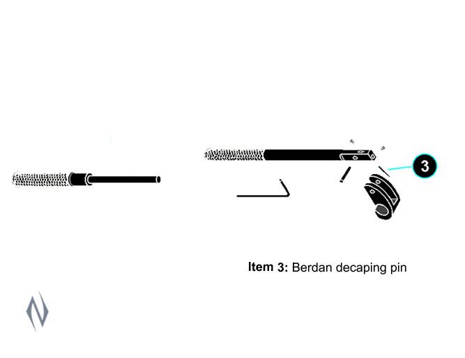 RCBS BERDAN DECAPPING PIN Image