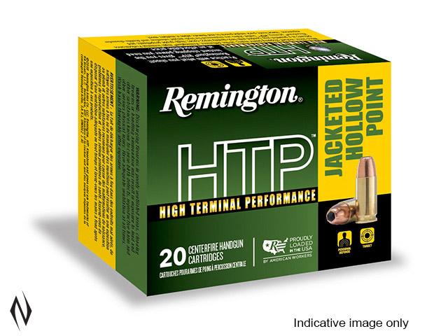 REMINGTON 38 SPL +P 158GR LHP HTP Image