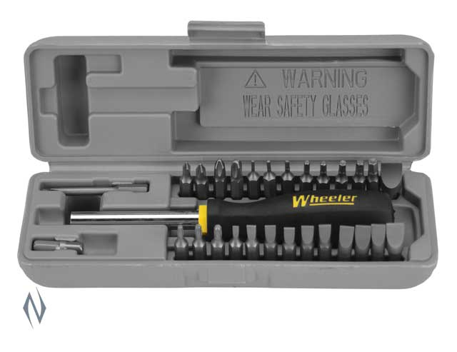 WHEELER SCREWDRIVER SET SPACESAVER 26 PCE Image